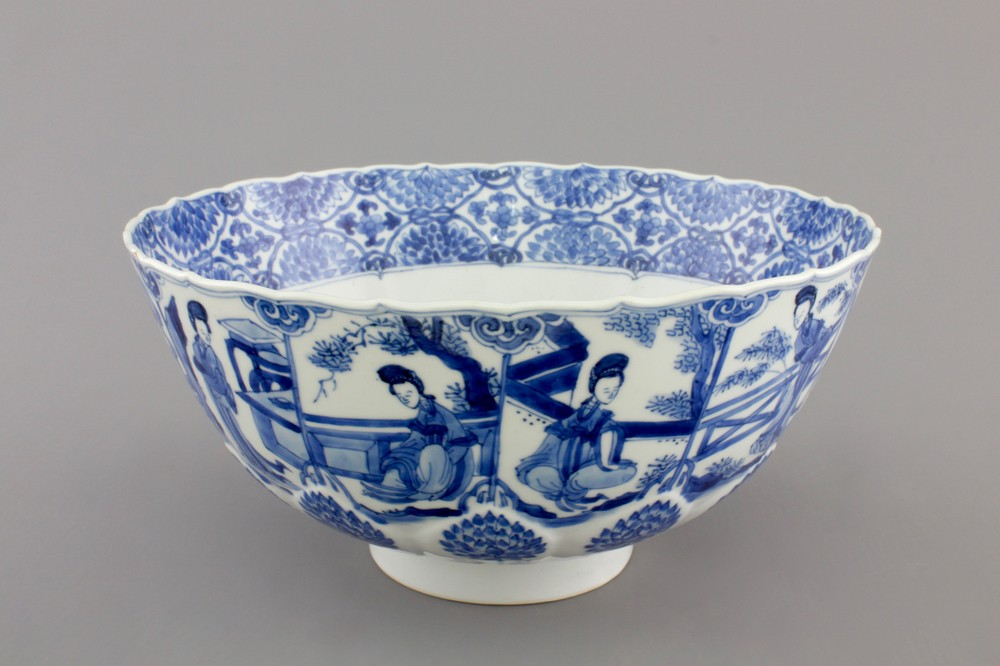 Blue-and-White-Bowl