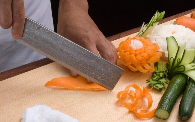 Hygiplas Vegetable Knife