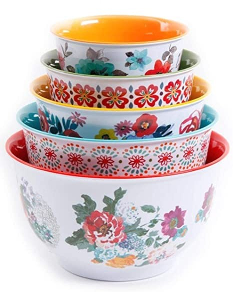 Printed Mixing Bowl