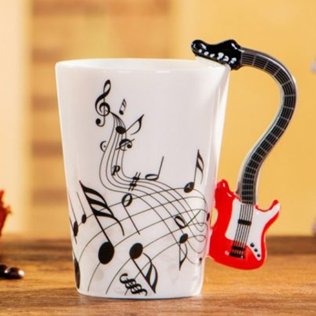 guiter-Coffee-Mugs